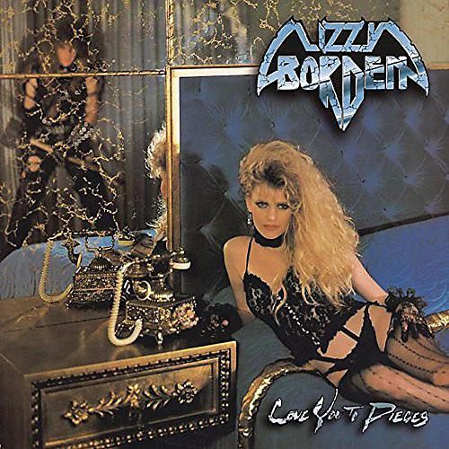 Alliance Lizzy Borden - Love You To Pieces