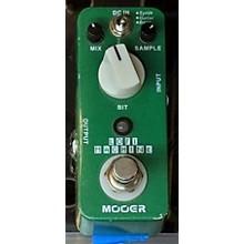 Mooer LoFi Machine Sample Reducing Effect Pedal