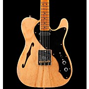 Loaded Nocaster Thinline Relic Electric Guitar Aged Natural