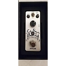 Outlaw Effects Lock Stock And Barrel Effect Pedal