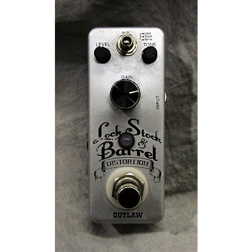 Outlaw Effects Lock, Stock & Barrel Effect Pedal