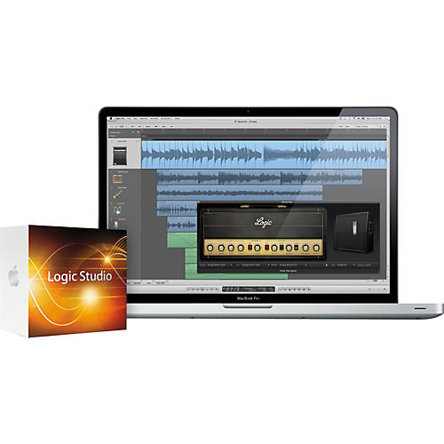 Apple Logic Studio 9 Upgrade from Logic Express