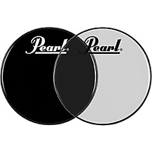 Pearl Logo Front Bass Drum Head