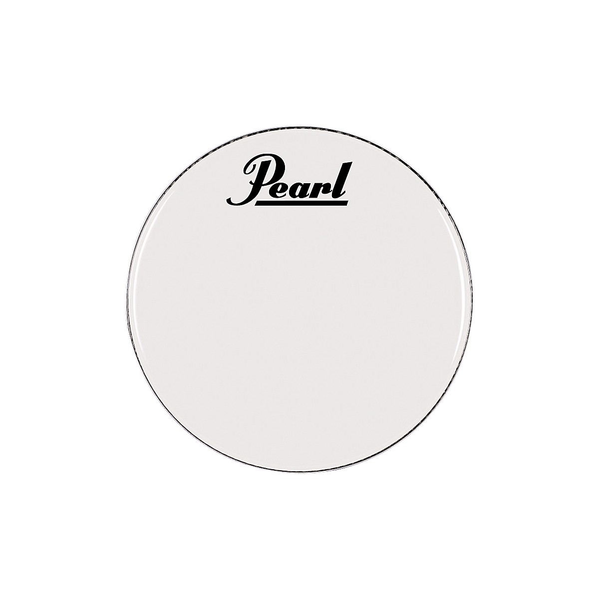 Pearl Logo Marching Bass Drum Heads