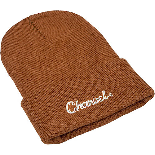 Charvel Logo Orange Beanie