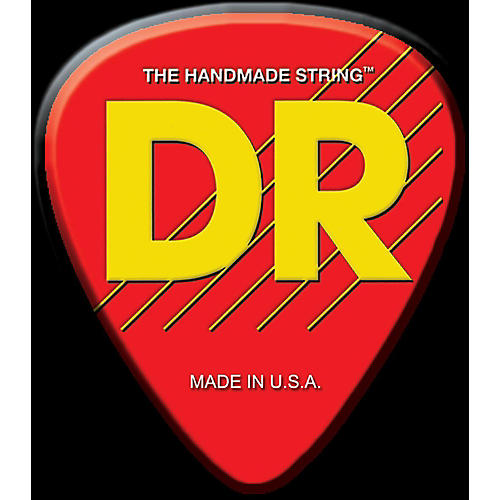 DR Strings Logo Sticker