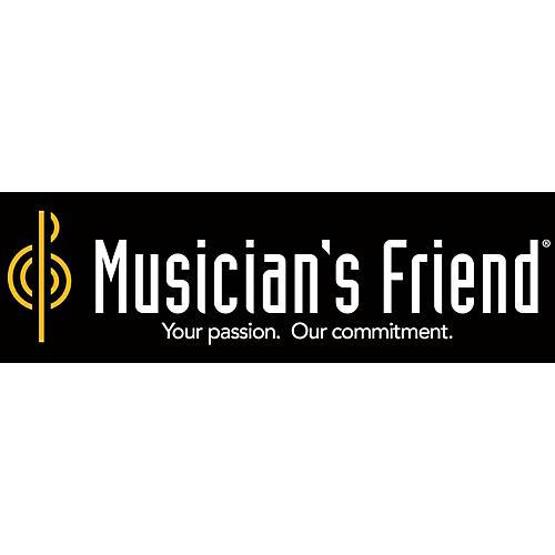 Musician's Friend Logo Sticker