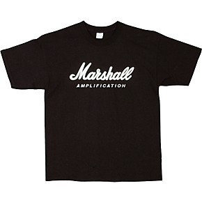 d471adb14 Marshall Logo T-Shirt   Guitar Center