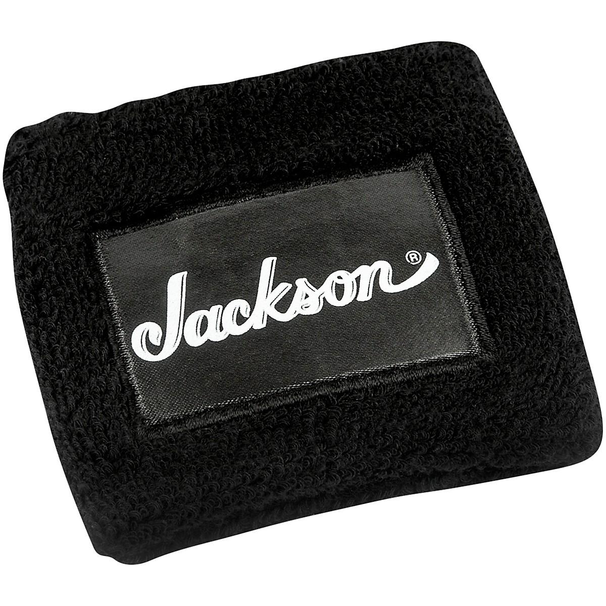 Jackson Logo Wristband - Black