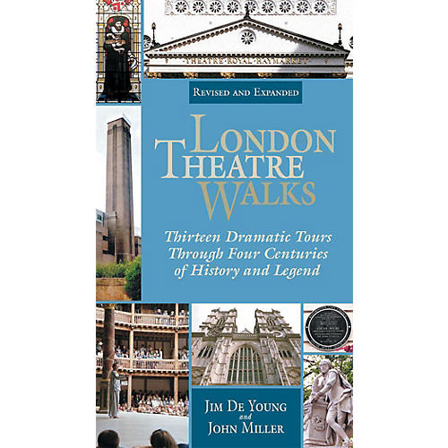 Applause Books London Theatre Walks - Revised & Expanded Edition Applause Books Series Softcover Written by Jim De Young