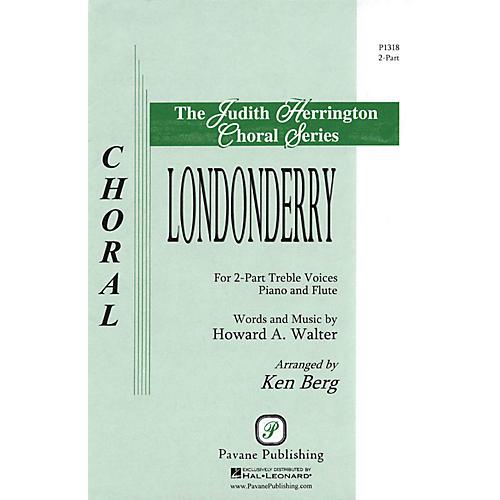 Pavane Londonderry (The Judith Herrington Choral Series) 2-Part arranged by Ken Berg