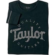 Taylor Long Sleeve Aged Logo Tee