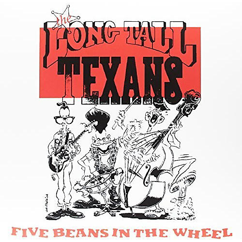 Alliance Long Tall Texans - Five Beans In The Wheel