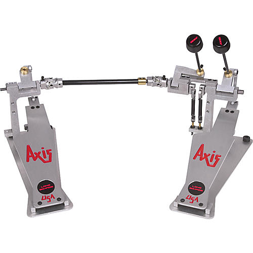 Axis Longboard X Double Bass Drum Pedal