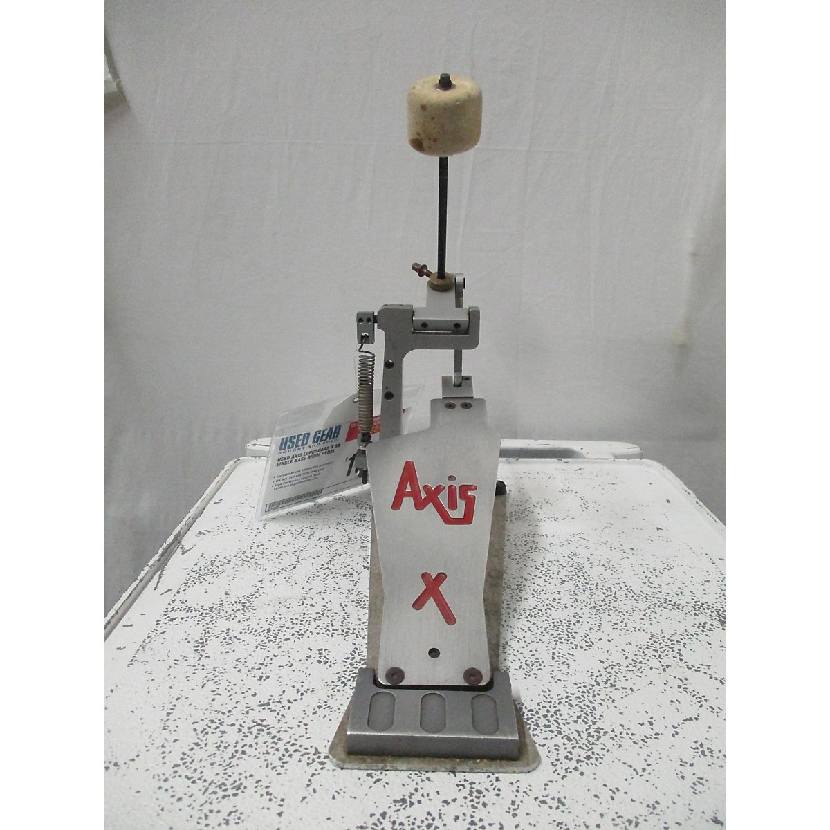 Axis Longboard X SB Single Bass Drum Pedal