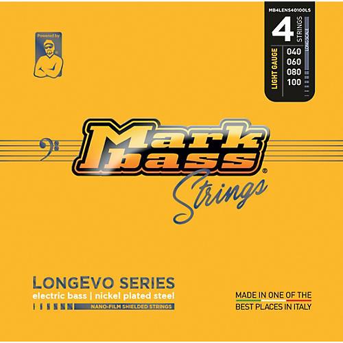 Markbass Longevo Series Nano Film Shielded Electric Bass Strings
