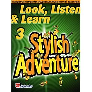De Haske Music Look, Listen and Learn Stylish Adventure Trumpet/cornet/barito... by De Haske Music