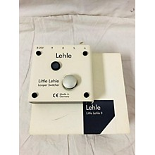 Lehle Loop Switcher Pedal