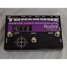 Radial Engineering Loopbone Dual FX Loop Switcher Pedal