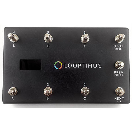 Looptimus Looptimus USB MIDI Foot Controller
