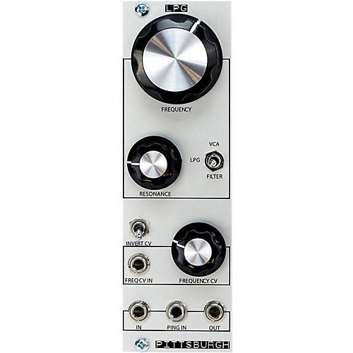 Pittsburgh Modular Synthesizers Lopass Gate Module