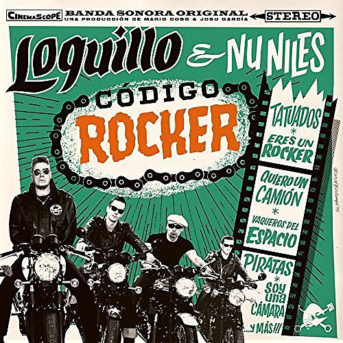 Alliance Loquillo & Un Niles - Codigo Rocker