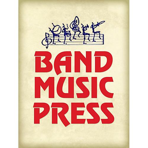 Hal Leonard Los Dos Amigos Concert Band Level 1.5 Composed by James Swearingen