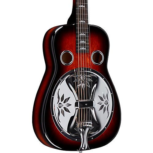 Beard Guitars Lotus Squareneck Acoustic-Electric Resonator Guitar