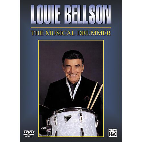 Alfred Louie Bellson - The Musical Drummer (DVD)