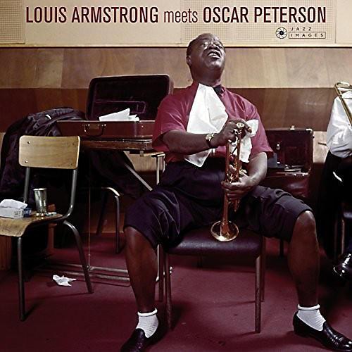 Alliance Louis Armstrong Meets Oscar Peterson