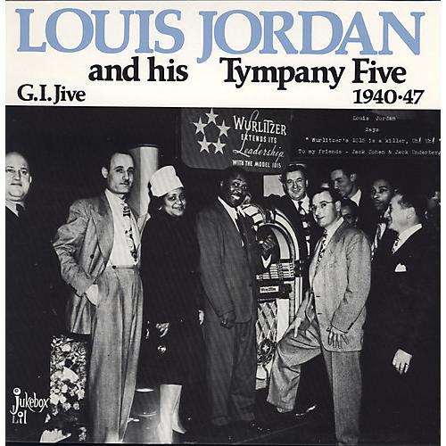 Alliance Louis Jordan - G.I. Jive 1940-47