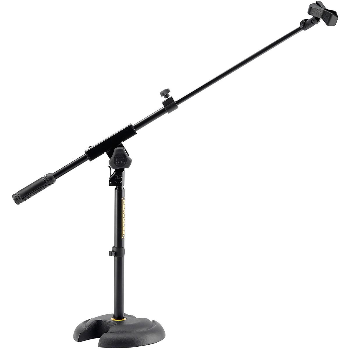 Hercules Low-Profile, Short Microphone Boom Stand