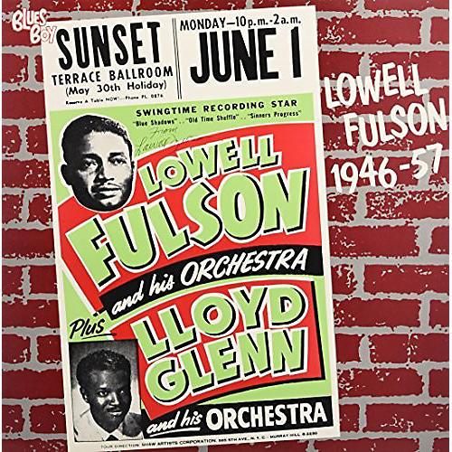 Alliance Lowell Fulson - Blues