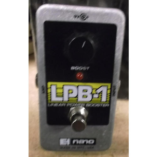 In Store Used Lpb-1 Pedal
