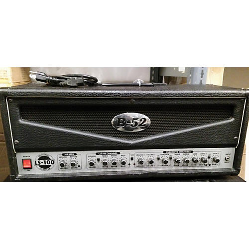 B-52 Ls-100 Solid State Guitar Amp Head