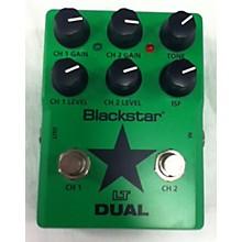 Blackstar Lt Dual Two Channel Distortion Effect Pedal