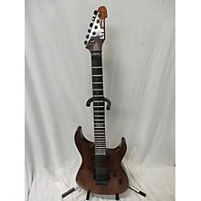ESP Ltd M1000 Koa Floyd Rose Solid Body Electric Guitar