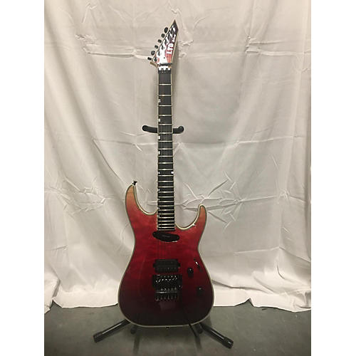 ESP Ltd Mh1000 FR Deluxe Solid Body Electric Guitar
