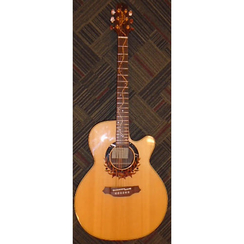 Takamine Ltd2000 Acoustic Electric Guitar