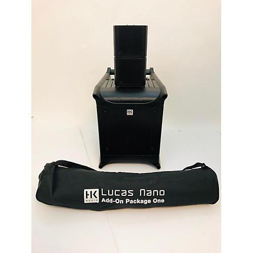 HK AUDIO Lucas Nano 300 Sound Package