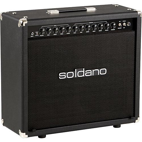 Soldano Lucky 13 50W 2x12 Tube Guitar Combo Amp