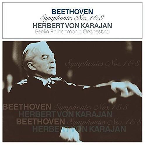 Alliance Ludwig van Beethoven - Symphonies 1 & 8
