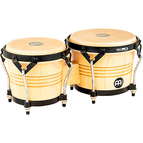 Meinl Luis Conte Artist Series Bongos with Solid Wood Connection