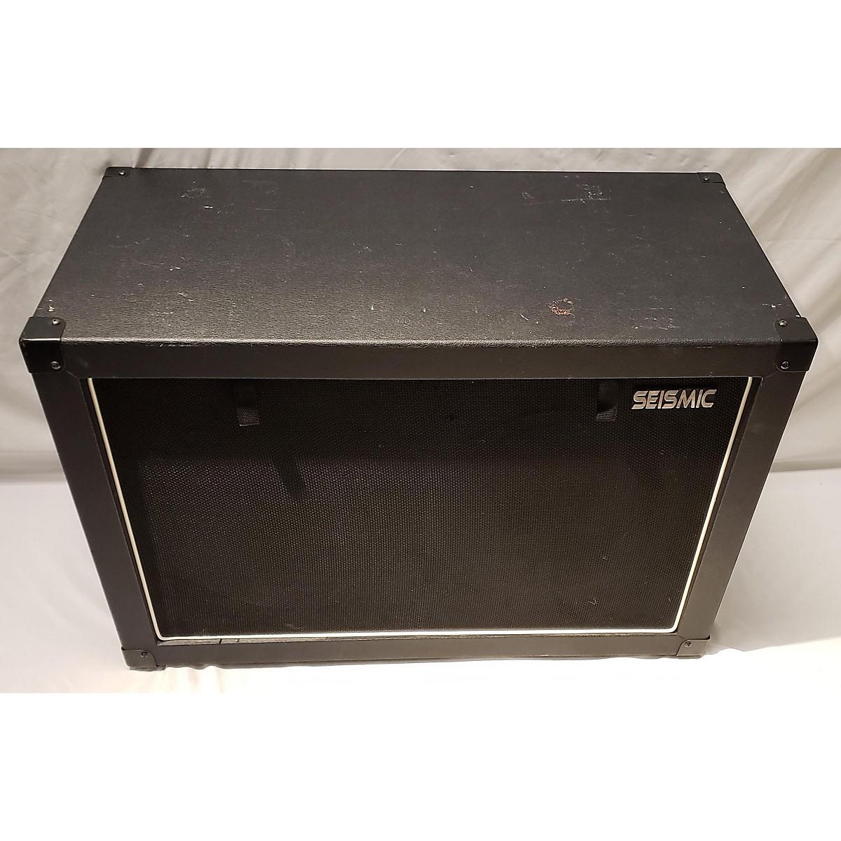 Seismic Audio Luke 2x12C Guitar Cabinet