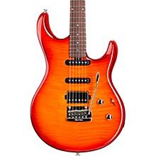 Luke 3 HSS Flame Maple Top Rosewood Fingerboard Electric Guitar Cherry Burst