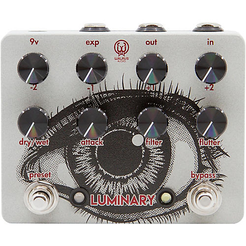 Walrus Audio Luminary Quad Octave Generator V2 Effects Pedal