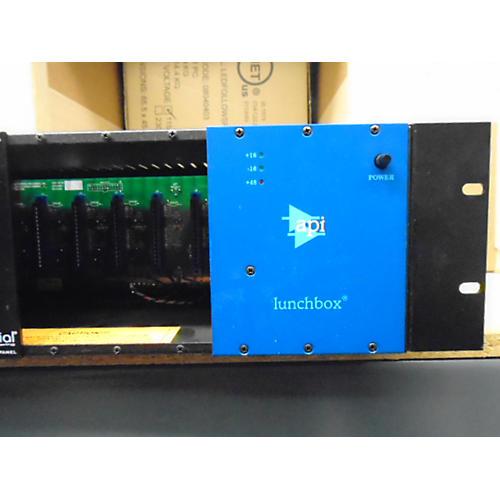 API Lunchbox 6-Slot Rack Equipment