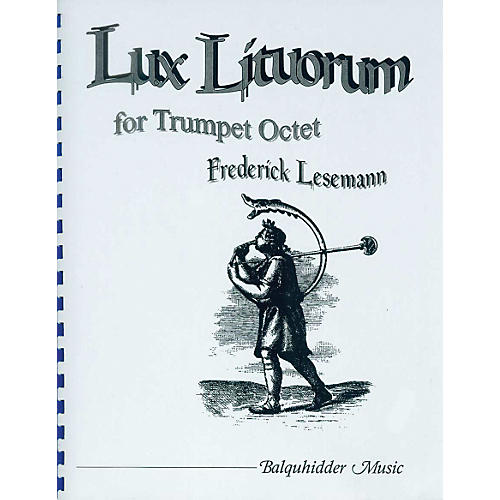 Carl Fischer Lux Litorum Book