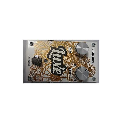 Digitech Luxe Pitch-Shifter Effect Pedal