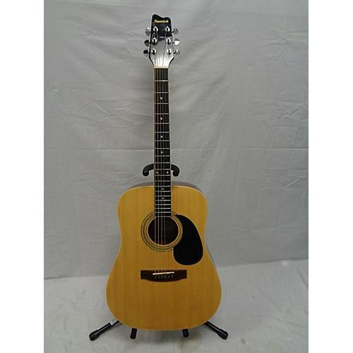 Samick Lw-028a Acoustic Guitar